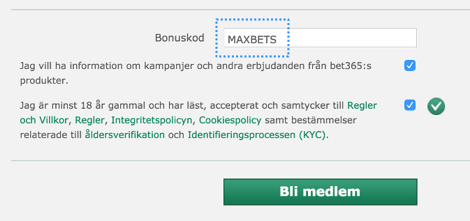 bet365 maxbets