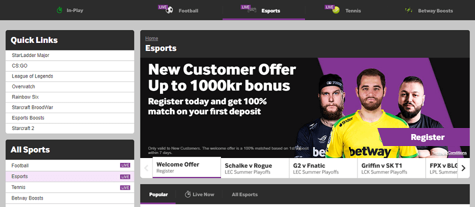 Betsportsway gratisspelsklubb