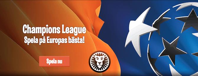 Leo Vegas Champions League