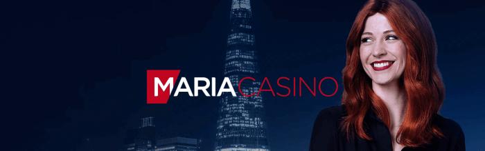 maria casino bonuskod