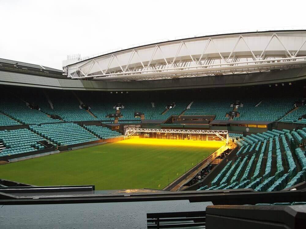 Wimbledonmästerskapen matchmaking